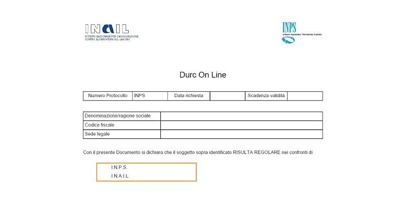 DURC online: Cos'è, Quando è obbligatorio e come fare richiesta